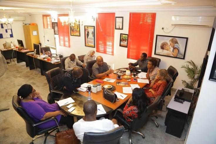 Consejo nigeriano encargado para la selección de la película de Nollywood que representará a niGERIA EN 2015.
