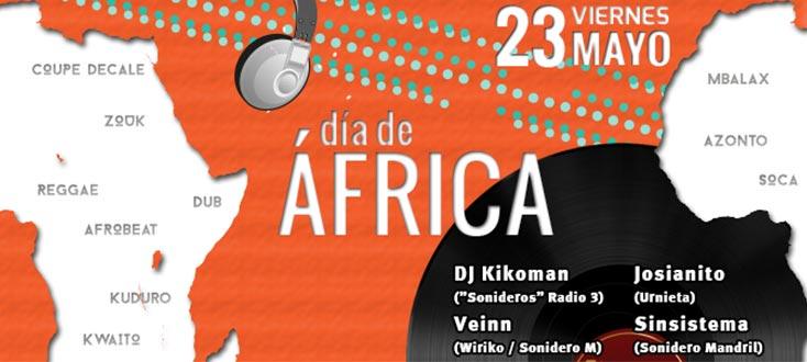 ¡Wiriko celebra el Día de África!