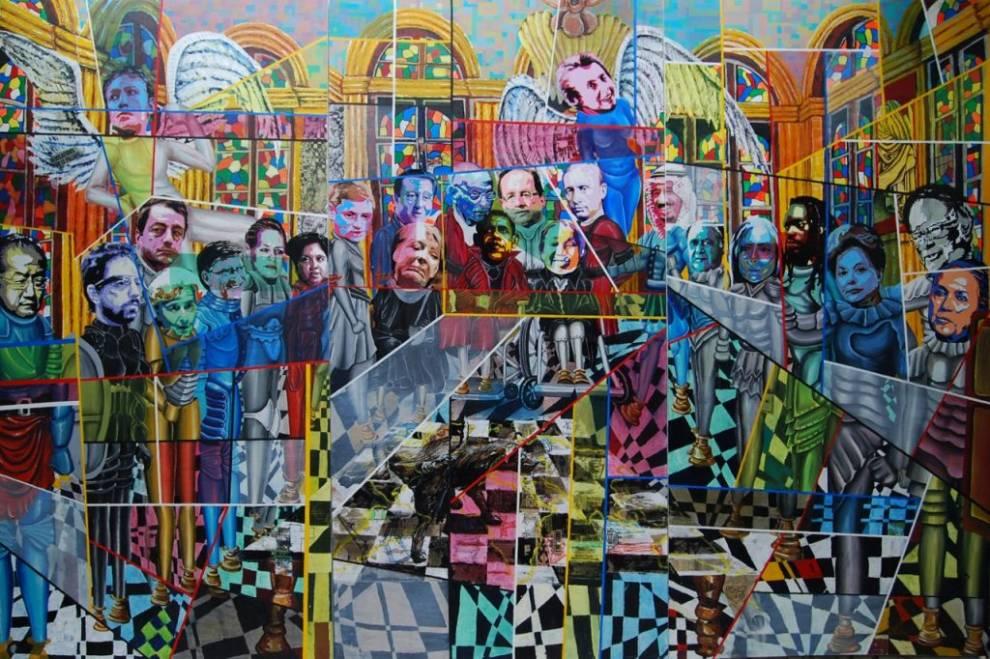 Dak´art 2014. Bienal de Arte Africano Contemporáneo de Dakar.