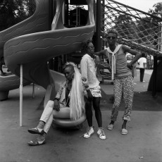 East Rand Girls, 2011. ('Black Men in Dress'). Cortesía de Stevenson, Cape Town y Johannesburg. / SABELO MLANGENI
