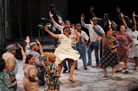 Un momento del montaje. Fotos: Cedidas por el Gran Teatre del Liceu. Autor: A. Bofill