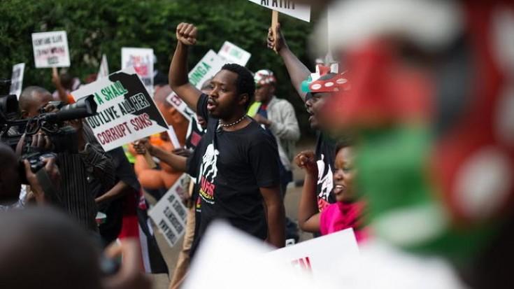 En la imagen, Boniface Mwagui, periodista y activista keniano fundador de PAWA254.