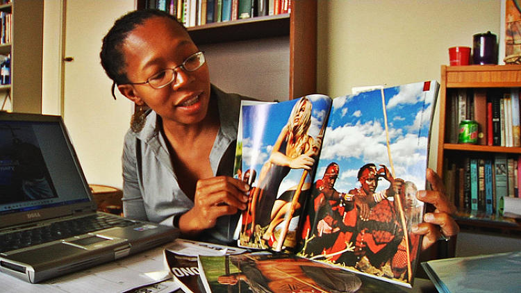 Framed, otras gafas con las que mirar a África
