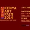 Feria de Arte de Kenia, lanzadera para el talento nacional