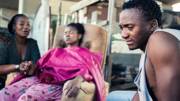 Imagen de la película Respire Umphefumlo, del director sudafricano