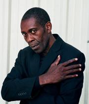 El novelista congoleño, In Koli Jean Bofane. Fuente: Web de la editorial Actes Sud/Lionel Lecoq