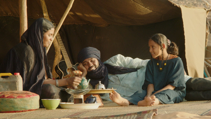 Película Timbuktú, dirigida por el mauritano Abderrahmane Sissako y nominada a los Oscar 2015 como la Mejor Película Extranjera.