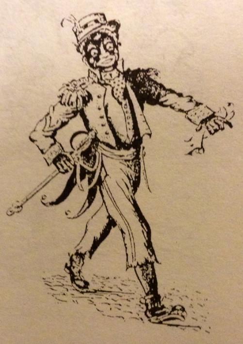 Candombero. Extraída del libro El candombe de Rubén Carámbula