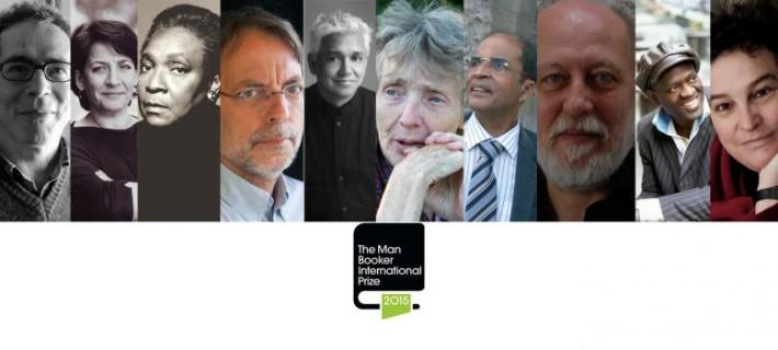 Imagen de los finalistas de la presente edición de The Man Booker International Prize