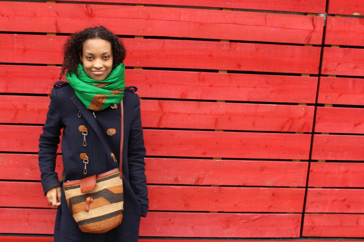 Amira Kheir posa para Wiriko / Foto: javidmgz