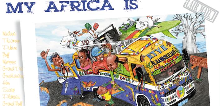 Una serie documental de la nigeriana Nosarieme Garrick pretende combatir los estereotipos del continente a través de historias de éxito de jóvenes africanos.