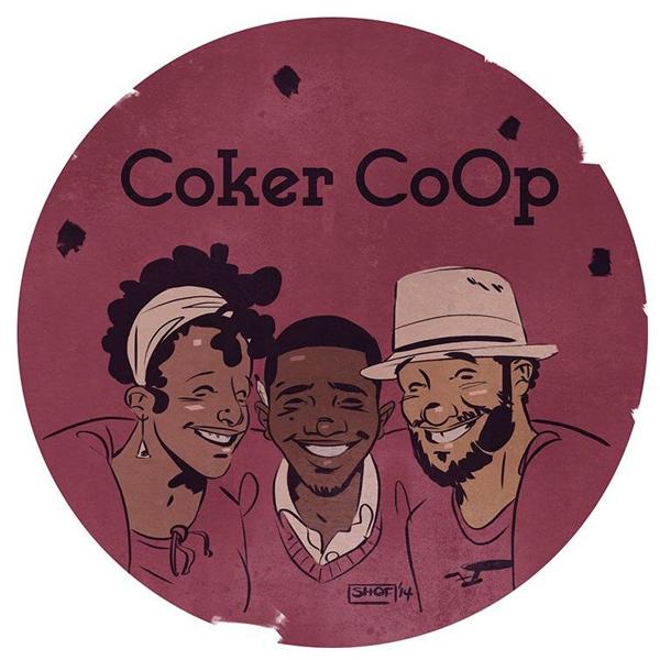 La representación de los tres hermanos autores del cómic, según su propia visión. Fuente: web del proyecto
