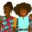 Amor en lenguas africanas