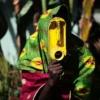Afrogallonism, la reconversión de los bidones amarillos a arte