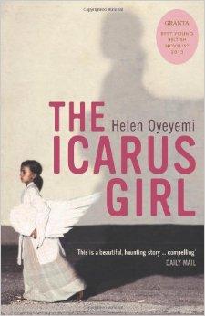 Portada de The Icarus Girl, de Helen Oyeyemi.
