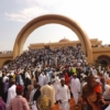 La mezquita que perdió Gadafi en Uganda