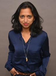 La escritora mauriciana, Nathacha Appanah. Fuente: Editorial Gallimard
