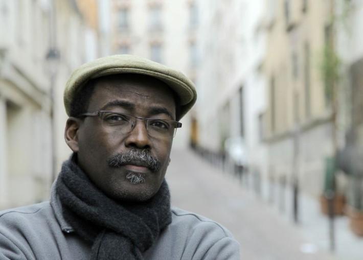 Director chadiano Mahamat-Saleh Haroun.