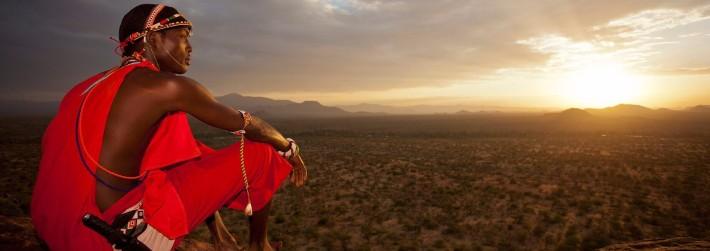 Imagen promocional de un safari al Masai Mara y Serengueti, de la compañía Encompass Africa.