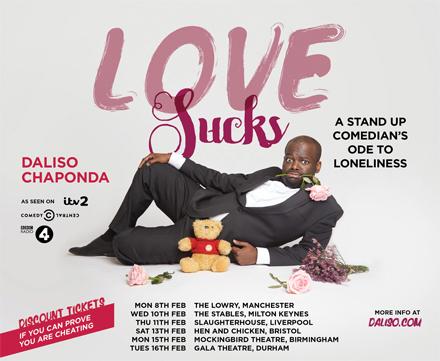 Daliso - Love Sucks