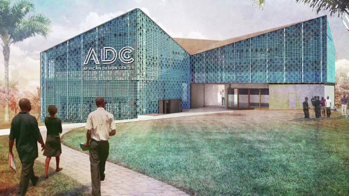 El proyecto de African Design Center o la Bauhaus Africana, se construirá en Kigali