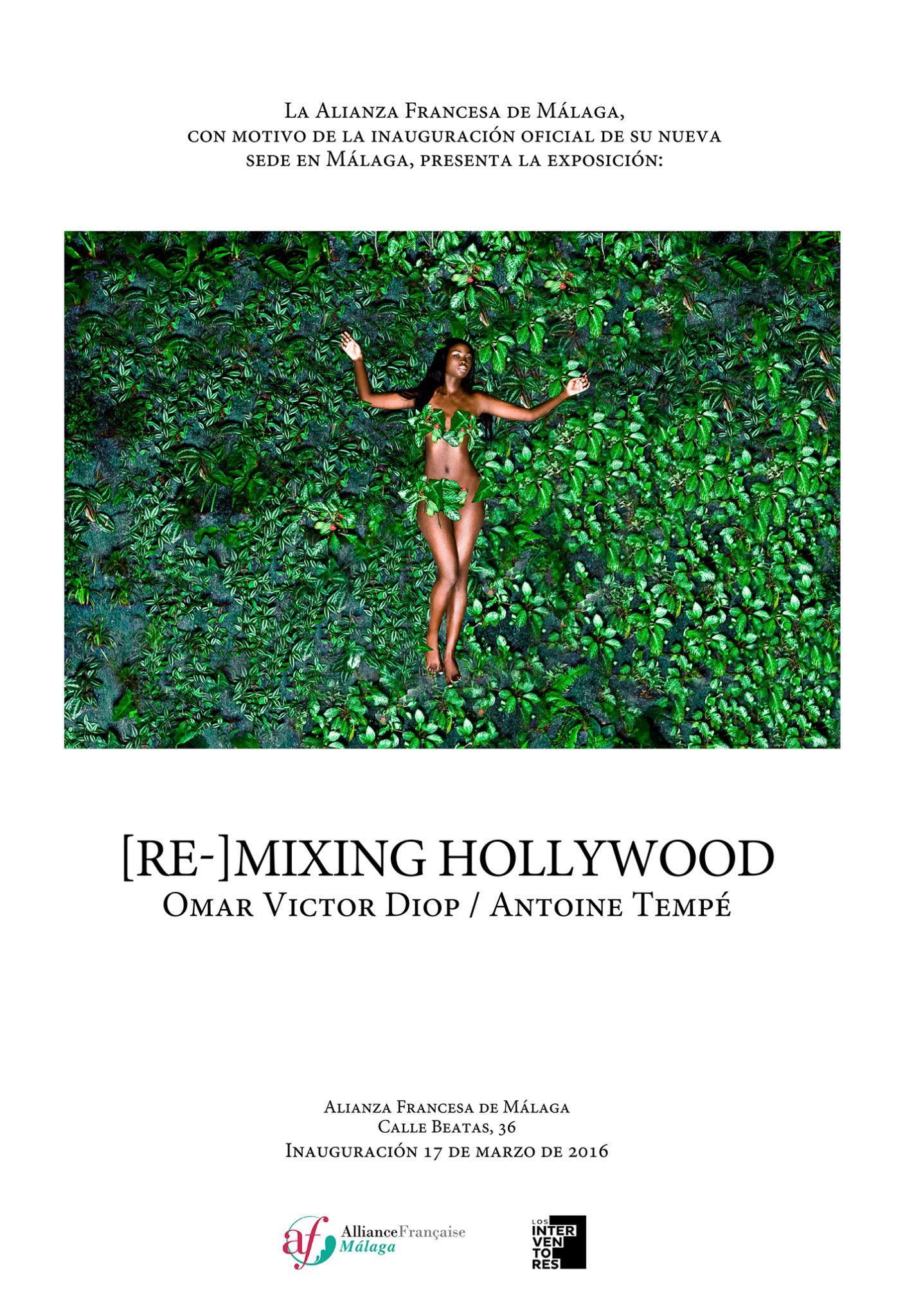 Meta ficciones sobre hollywood de omar victor diop y for Sala hollywood malaga