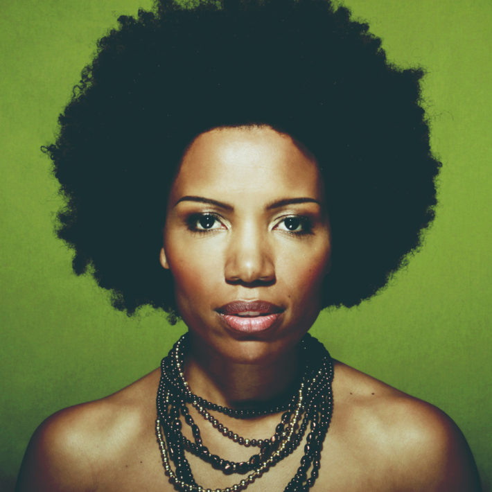 La cantante caboverdiana Lura / Foto: N'Krumah Lawson Daku - Lusafrica