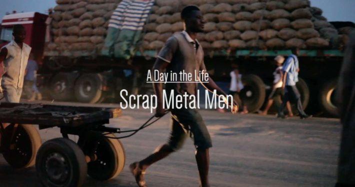 Scrap Metal Men