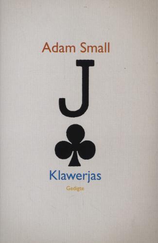 """Portada de """"Klaverjas"""", de Adam Small."""