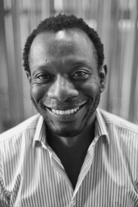 Azu Nwagbogu, fotografiado por Jorrit Dijkstra.