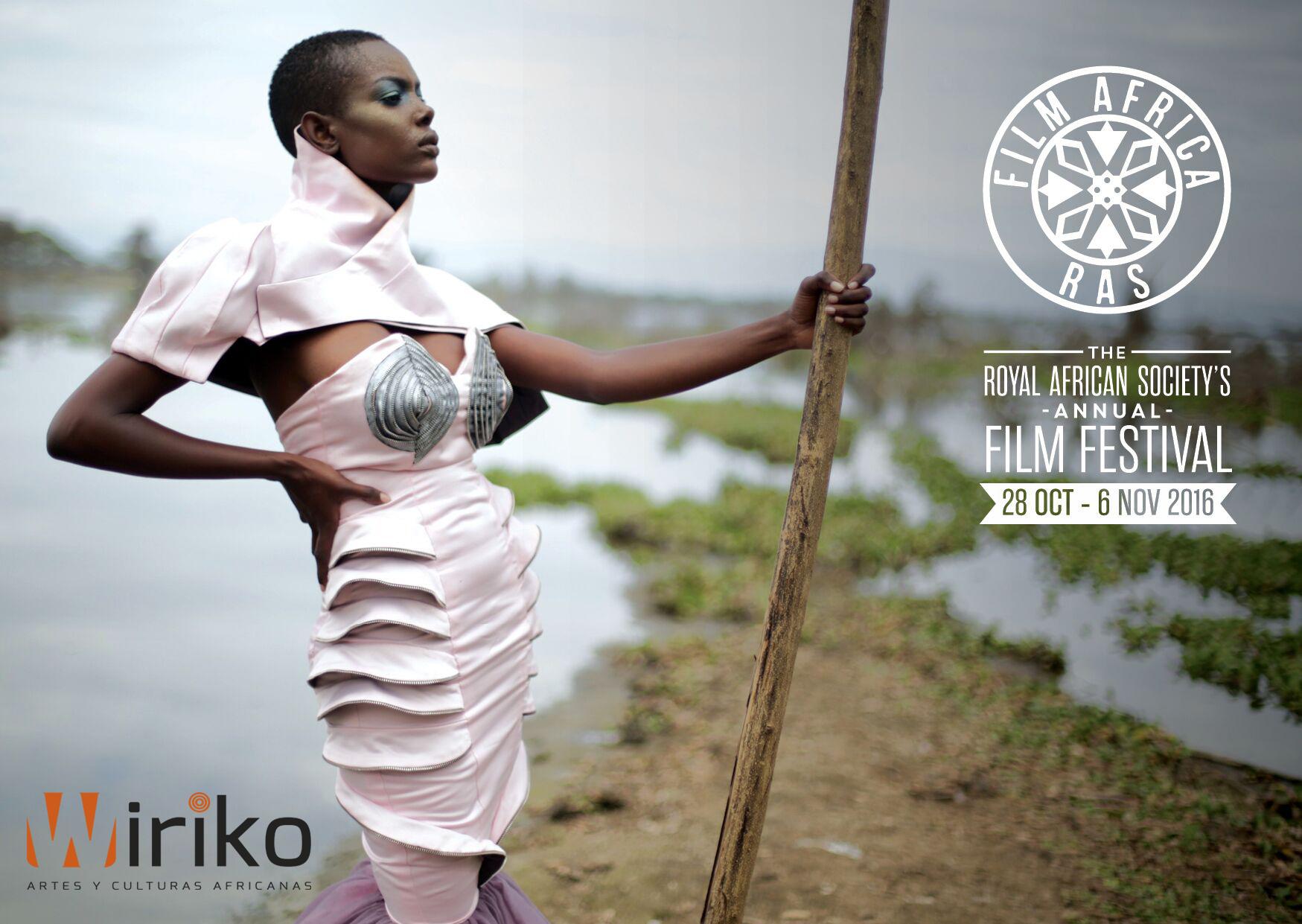 Wiriko, medio oficial del Film Africa 2016.