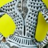 Laolu Senbanjo: el cuerpo como lienzo del arte yoruba