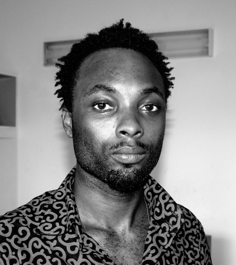 El escritor nigeriano A. Igoni Barrett. Fuente: Farafina Books, la editora de su libro en Nigeria