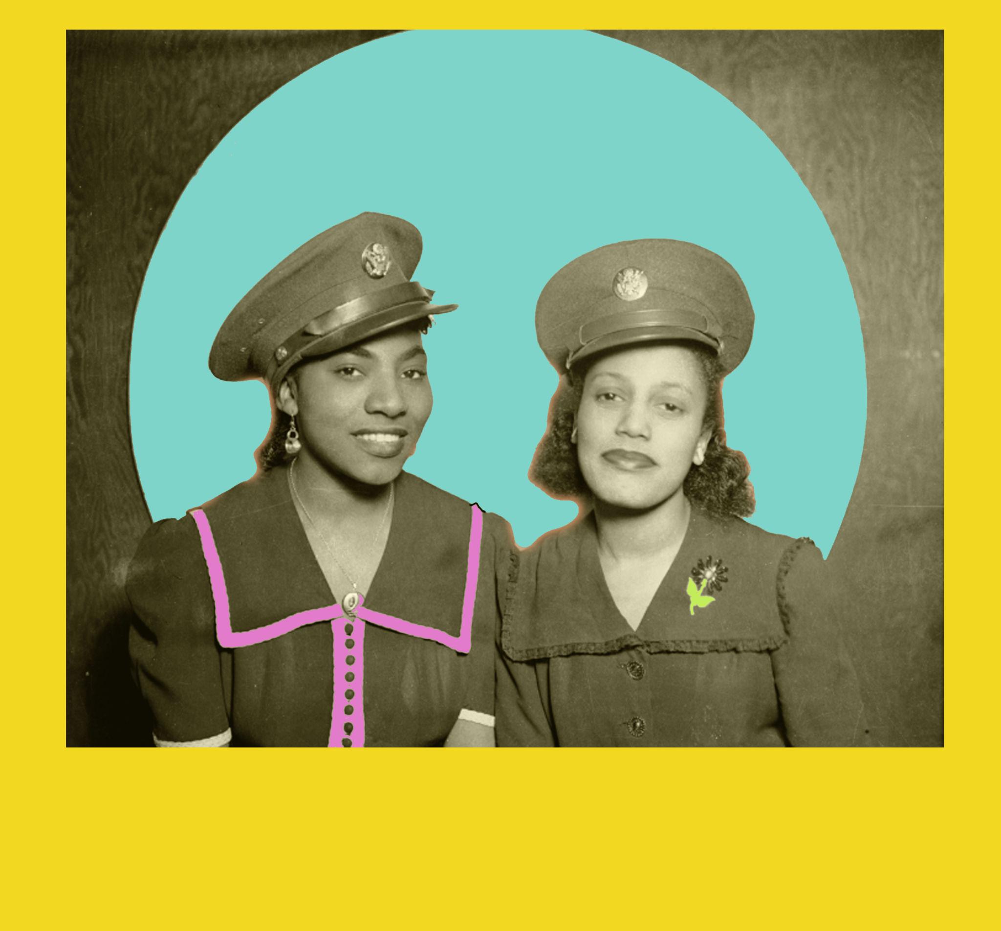 Foto modificada a partir de una original de Black History Album.