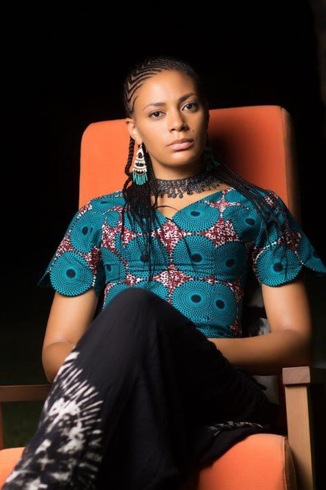 Sona Jobarteh, imagen de Modern Ghana.
