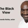 """Armando Buika: """"En un casting me dijeron que no era un reflejo de la sociedad porque no se ven negros policías ni abogados"""""""