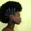 Pelo afro, identidad y metáforas literarias