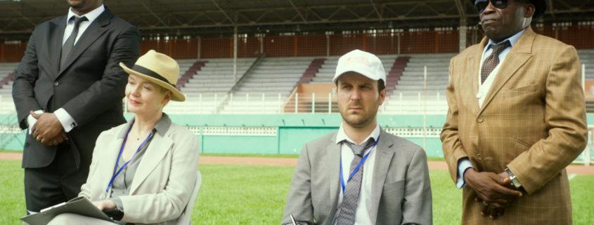 Fotograma de la película Bienvenue au Gondwana