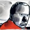 Alpha, la identidad ilustrada de un marfileño en su ruta a pie hacia Francia