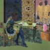 Njideka Akunyili te invita a conocer 'La habitación de enfrente', su nueva colección