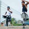 La Tchame, la nueva rompepistas de Gabón