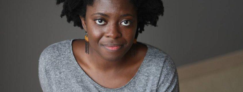 La escritora de origen ghanés Yaa Gyasi. Foto: Michael Lionstar