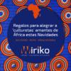 Regalos para alegrar a 'culturetas' amantes de África estas Navidades