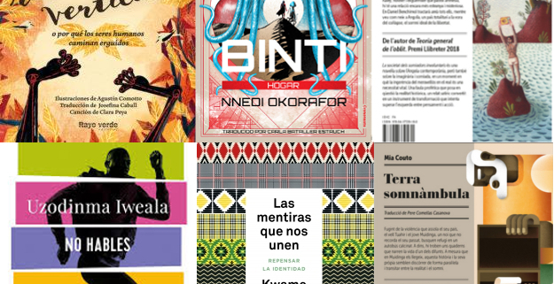 Un Día Del Libro O Un Sant Jordi Africanos Wiriko