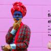 El sudafricano Tsoku Maela cartel del FICAB para el Día de África