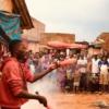 """Master Ssifu: """"Somos el porvenir de la cultura y el arte en Uganda"""""""