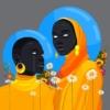 Las mil y una caras de la mujer africana que retrata Lord Kpuri