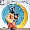 El arte como muro para frenar el coronavirus en Dakar