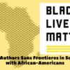 Los escritores y escritoras africanas en pie contra el racismo