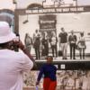 La negritud contemporánea se hace hueco en los muros de Dakar